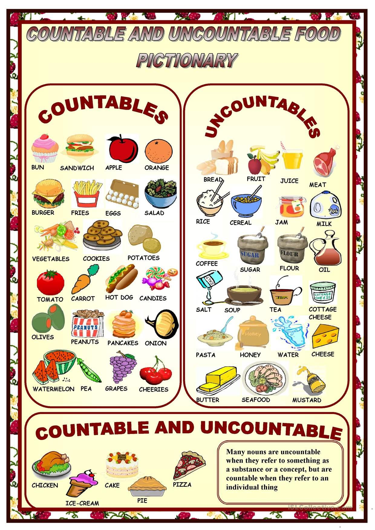 Countable And Uncountable Stories To Read