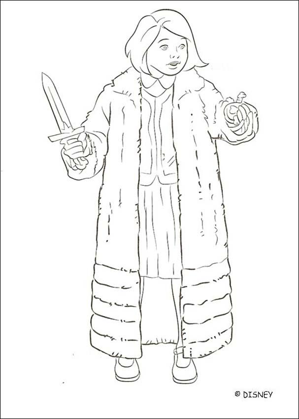 Little Lucy Coloring Pages