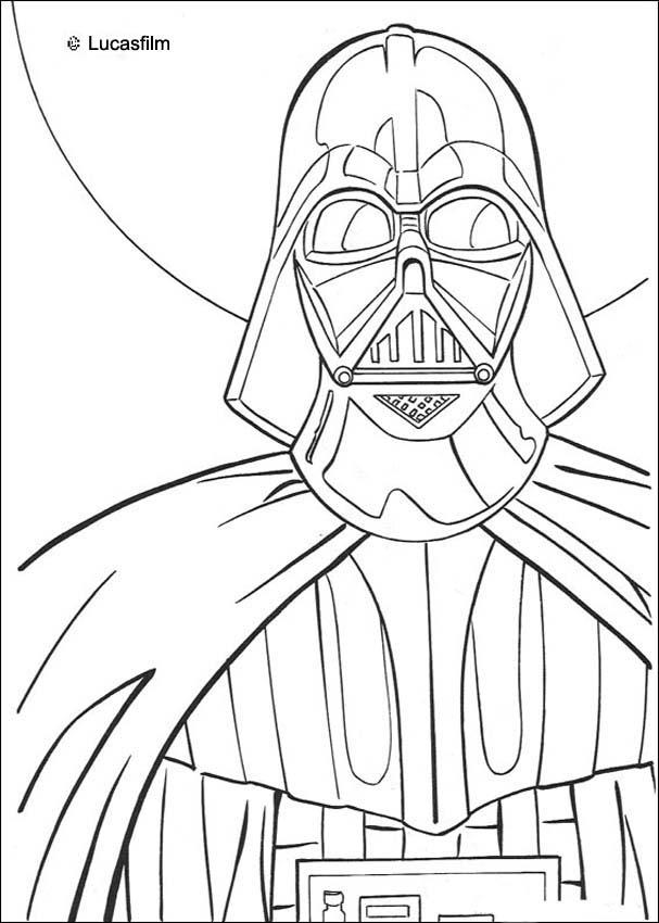 lego star wars coloring pages darth vader cooloring com