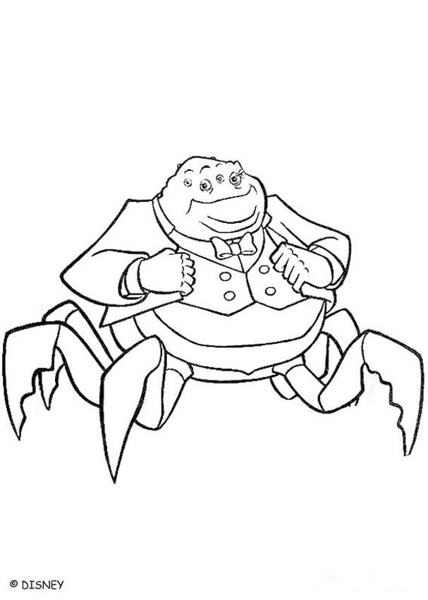 monsters university coloring page - Google Search | Monster ... | 850x607