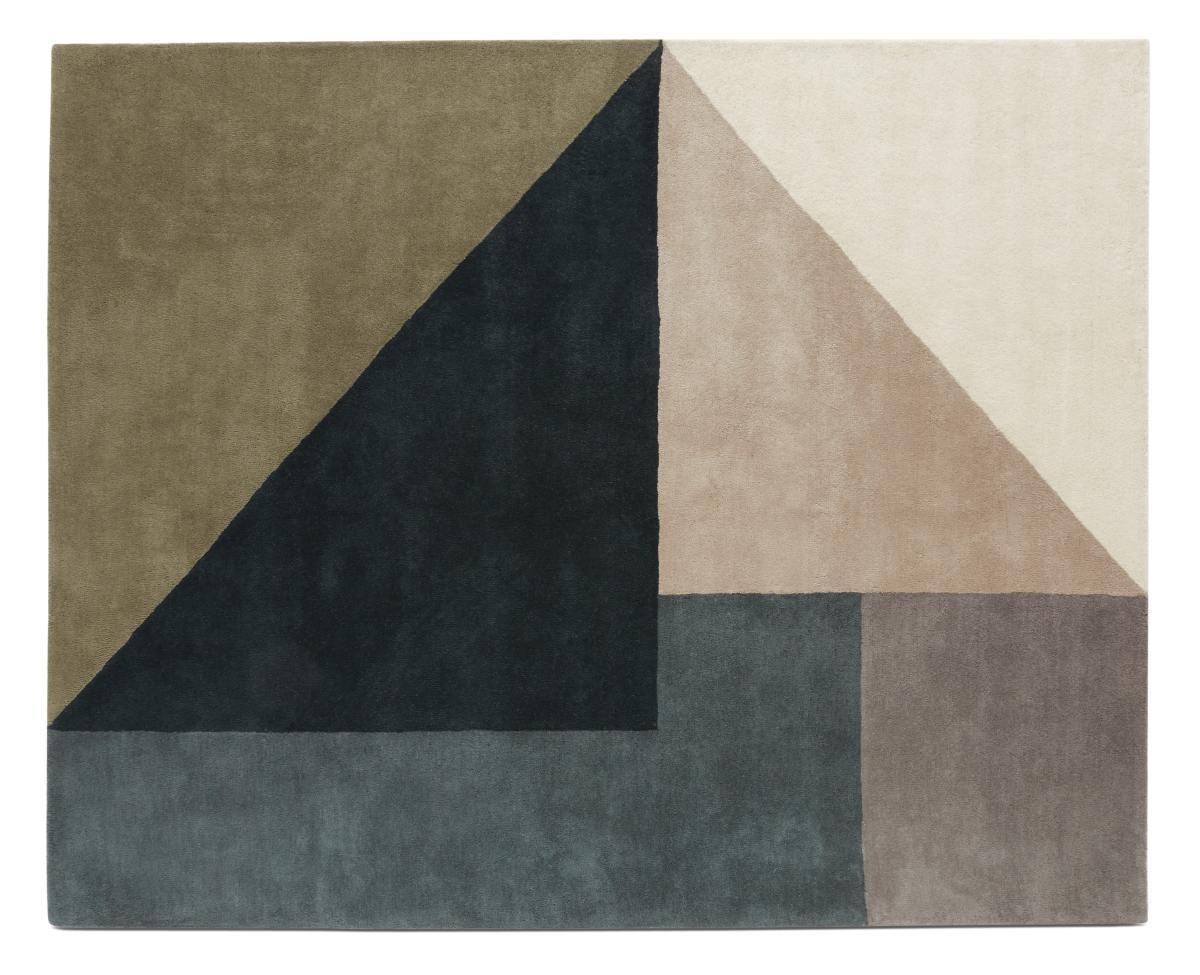 modern rugs design within reach