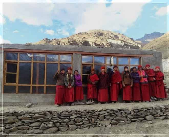 Jamyang foundation Zanskar