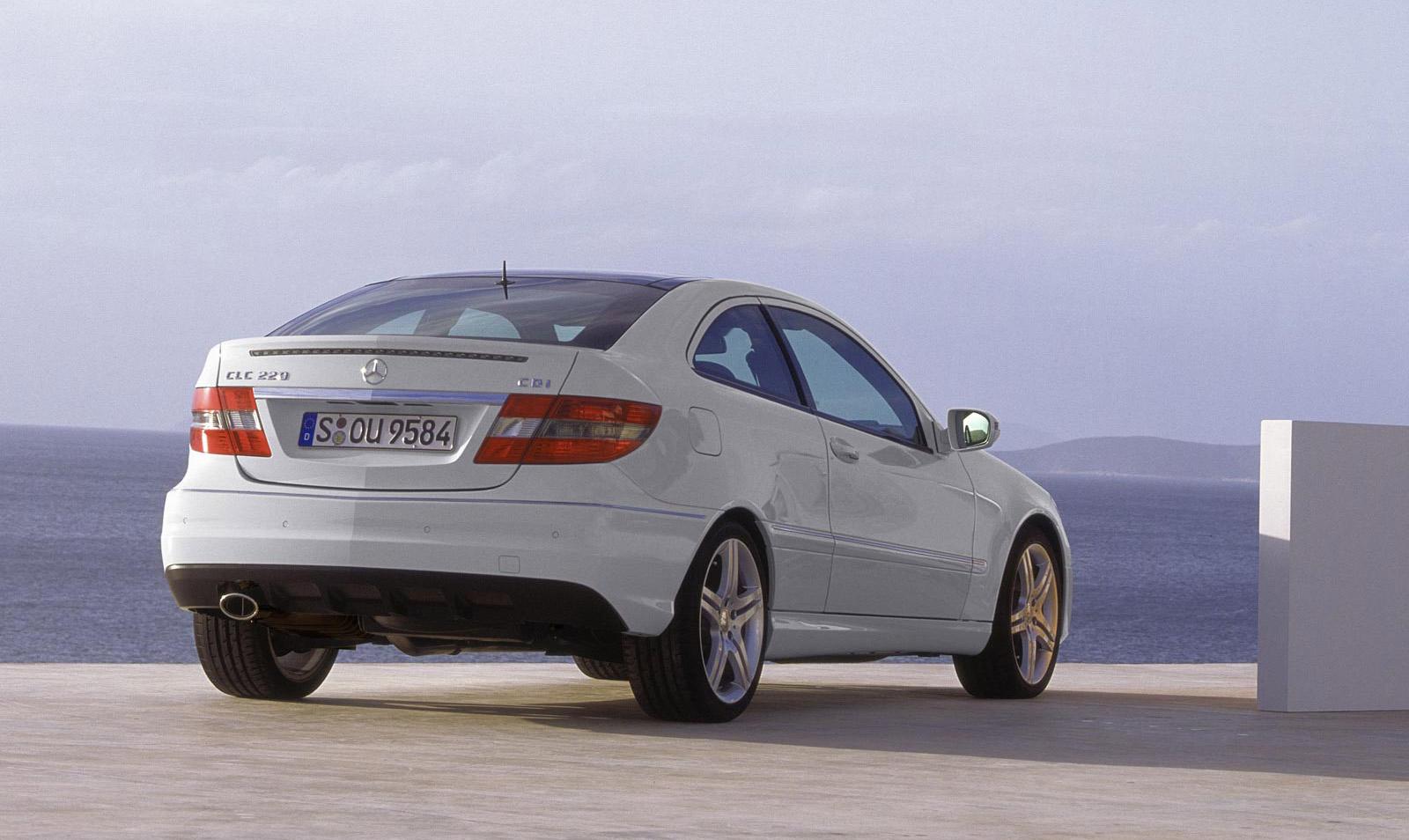 Mercedes Plans C Class Liftback To Rival A5 Sportback 3