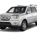2011 Honda Pilot Review Ratings Specs Prices And Photos The Car Connection