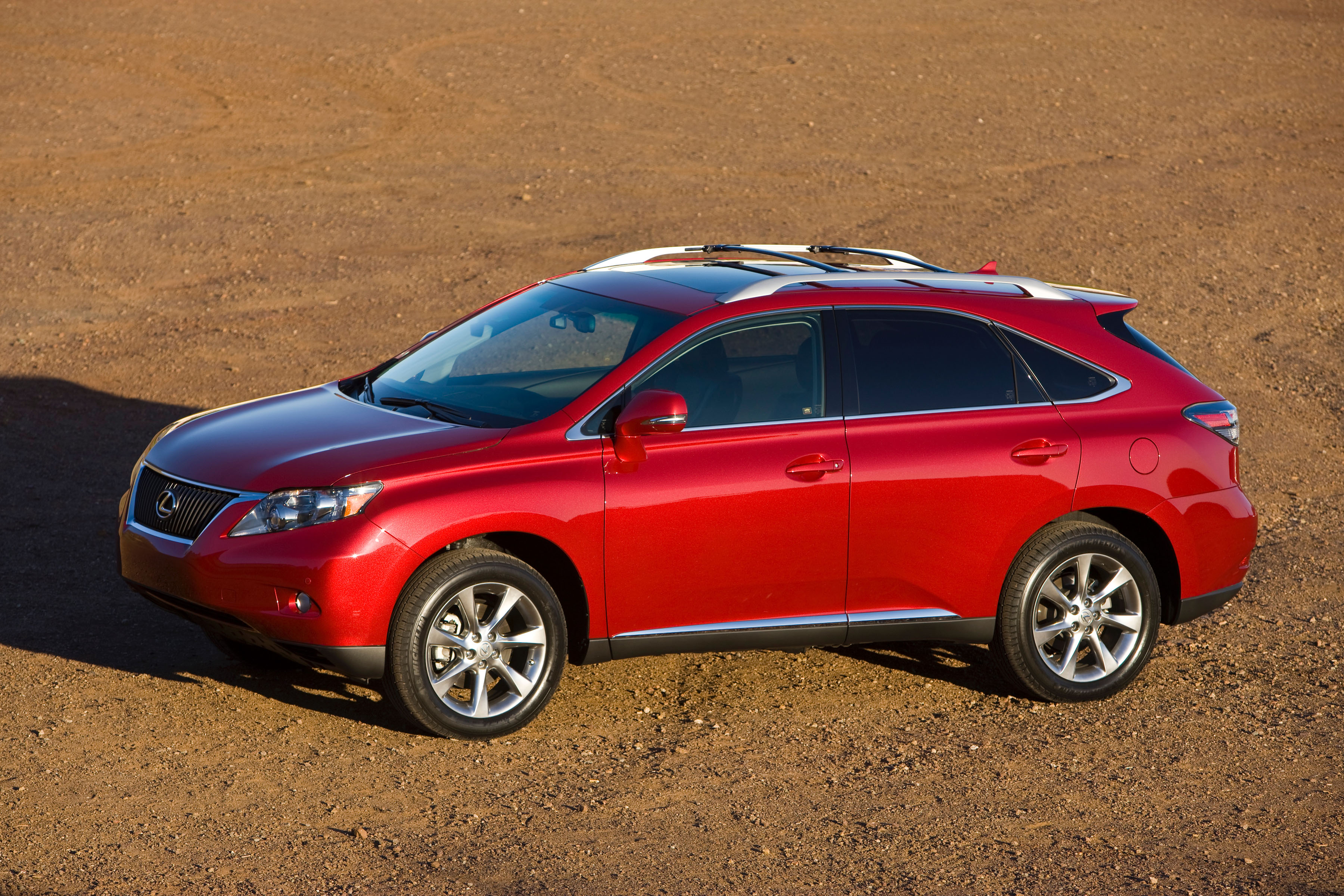 2011 Lexus RX 350 Recall Watch