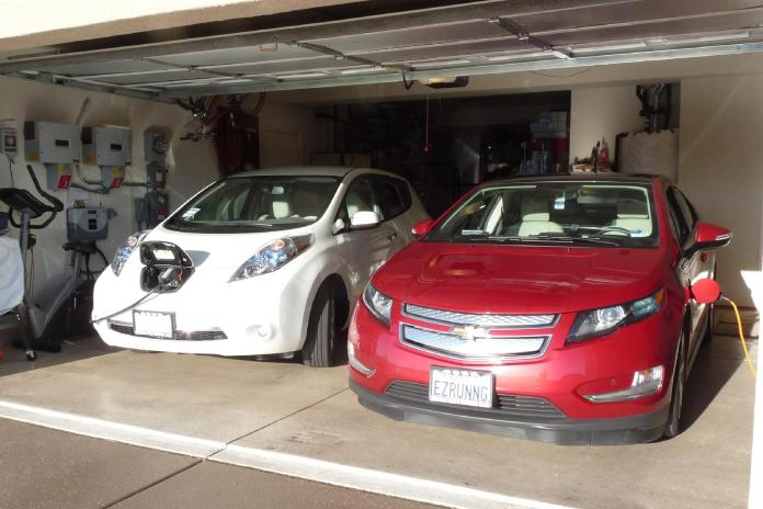 palo alto to require electric-car charger wiring in new homes