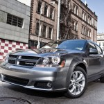 2012 Dodge Avenger Review Ratings Specs Prices And Photos The Car Connection
