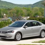 2013 Volkswagen Passat Vw Review Ratings Specs Prices And Photos The Car Connection
