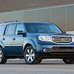 2015 Honda Pilot Review Ratings Specs Prices And Photos The Car Connection