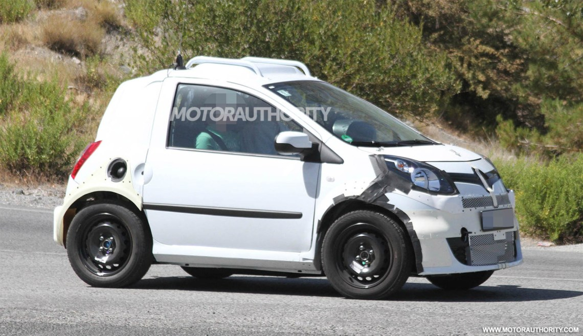 new smart fortwo and forfour models will be developed with renault