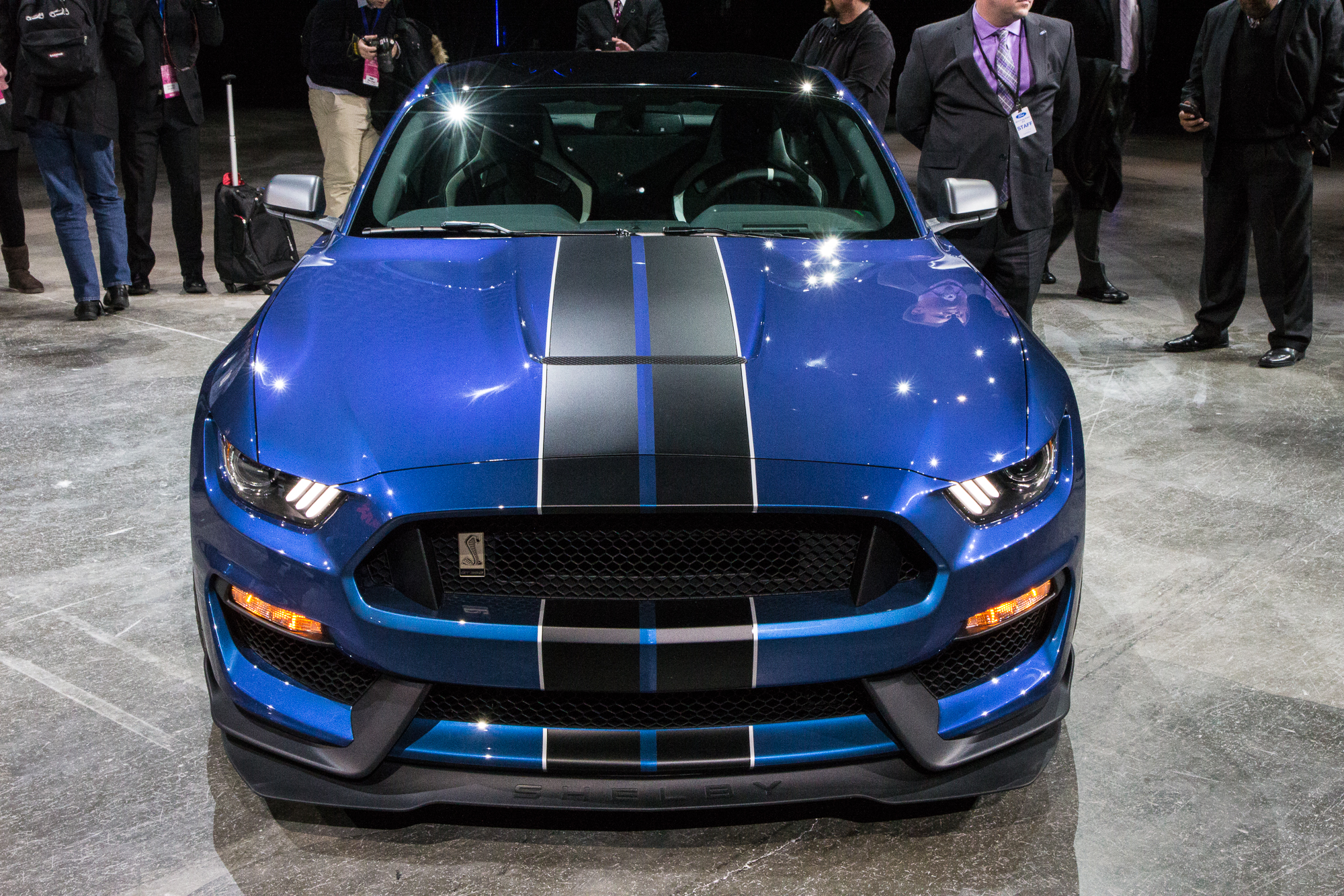 2016 Ford Mustang Shelby GT350R Sounds Brutally Beautiful