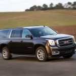 2017 Gmc Yukon Review Ratings Specs Prices And Photos The Car Connection