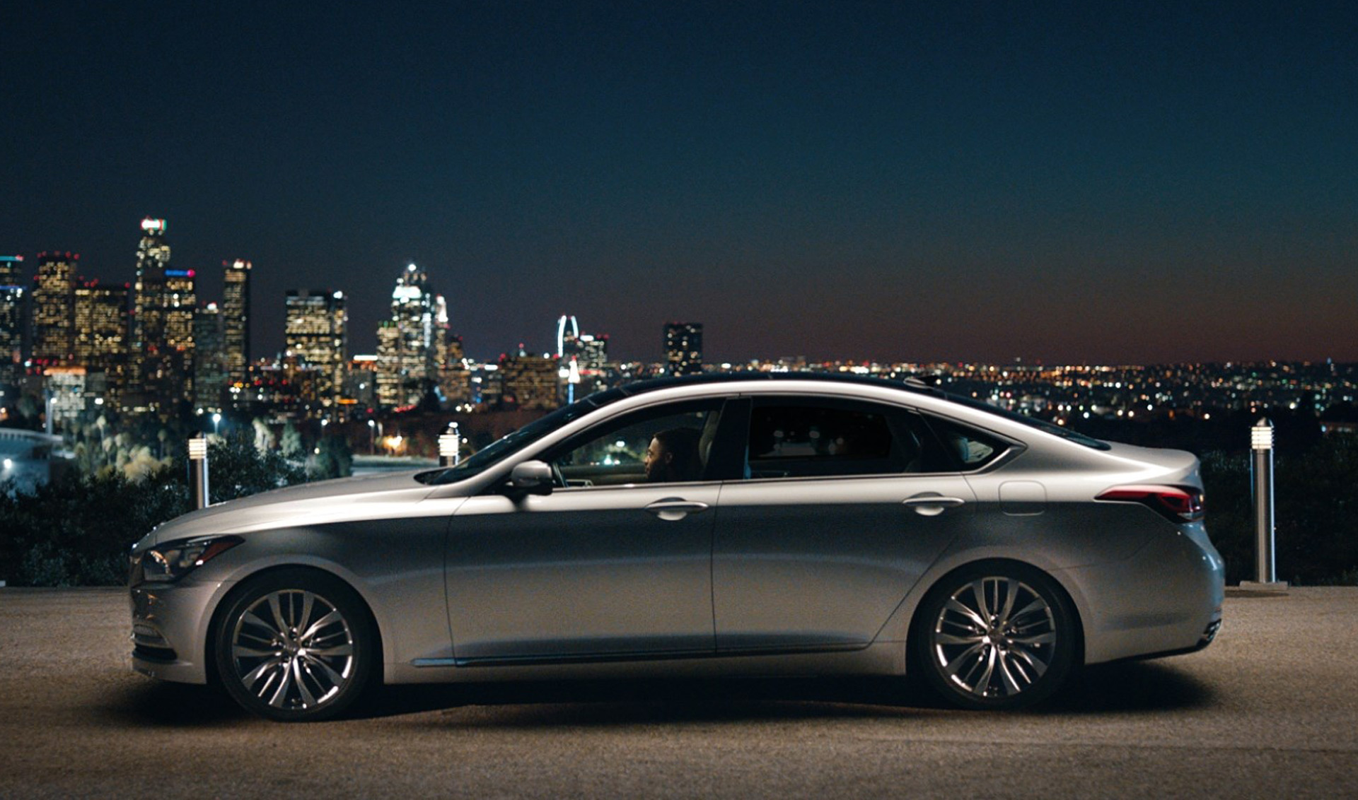 2016 Hyundai Genesis Kevin Hart Star In Super Bowl 50