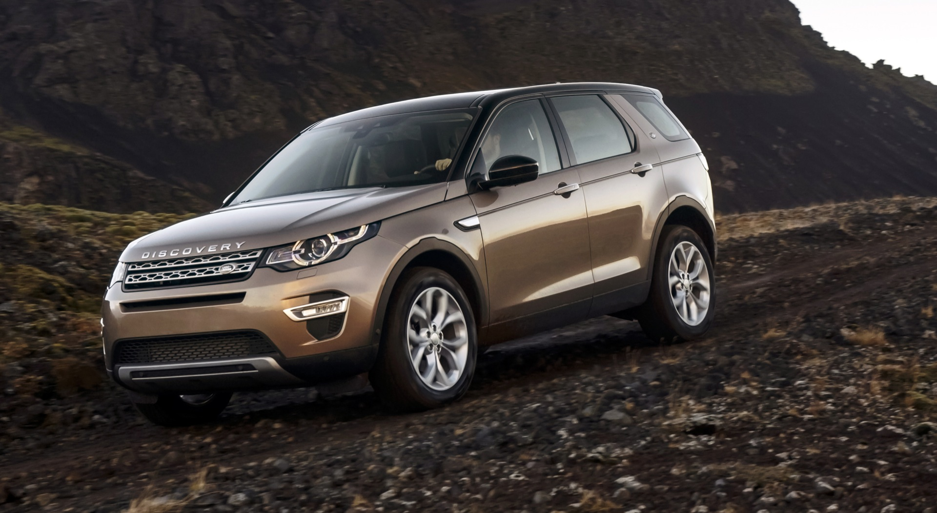 2015 2016 Land Rover Discovery Sport recalled to fix exterior lighting