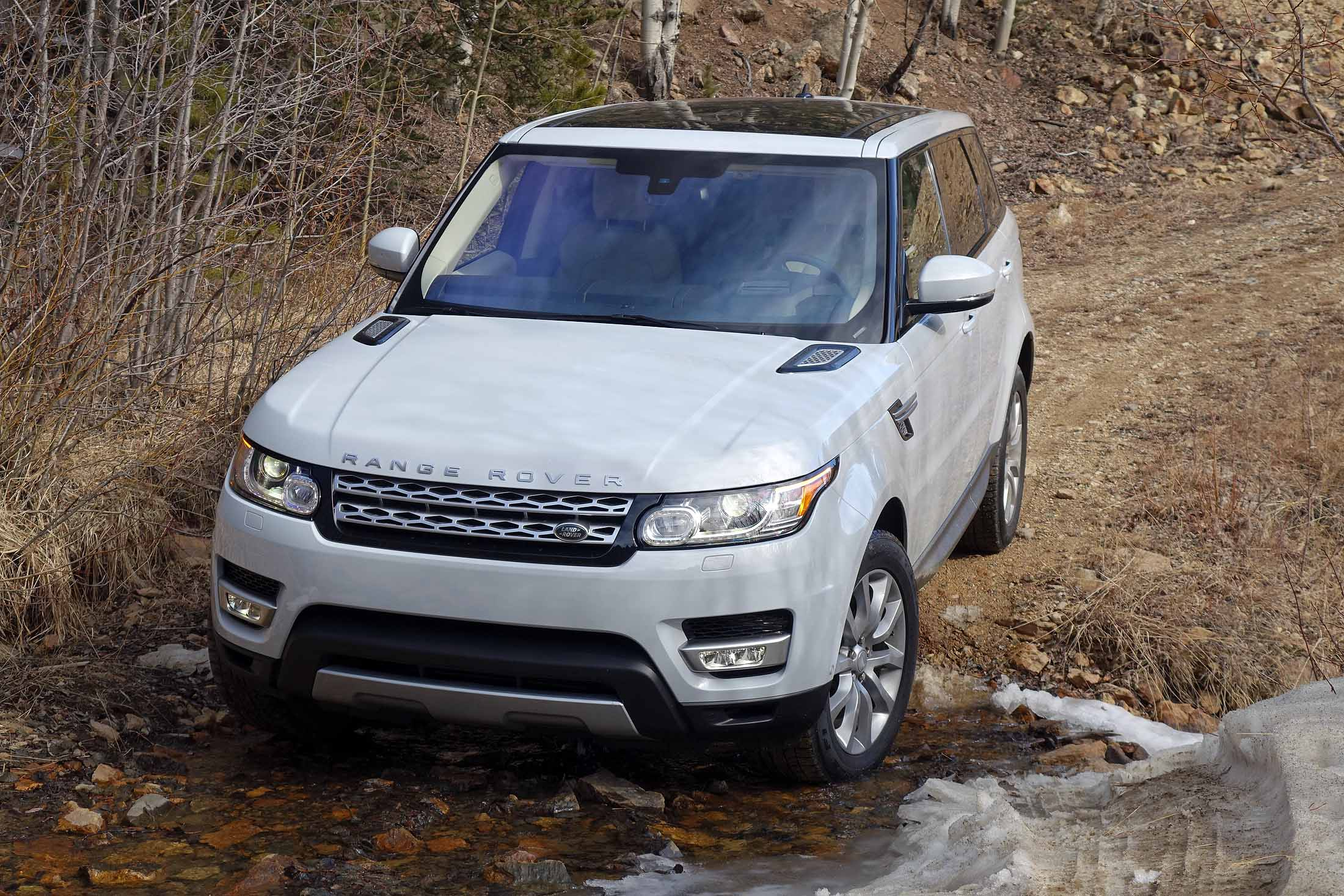 2016 Land Rover Range Rover Sport HSE Td6 fuel economy review of
