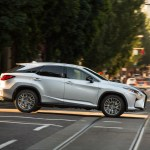 2016 Lexus Rx Review Ratings Specs Prices And Photos The Car Connection