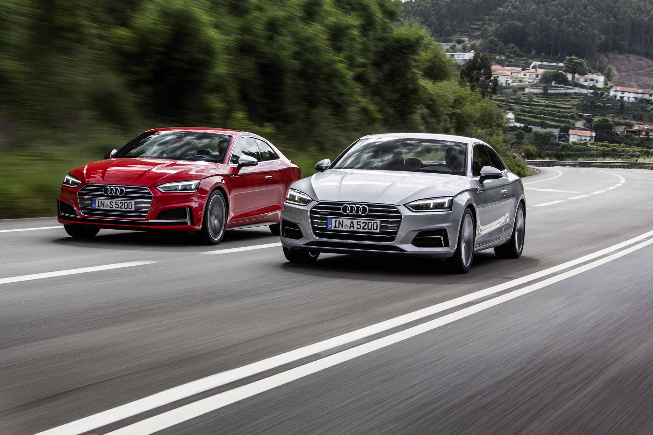 2018 Audi A5 and S5 first drive review Sibling rivalry renewed
