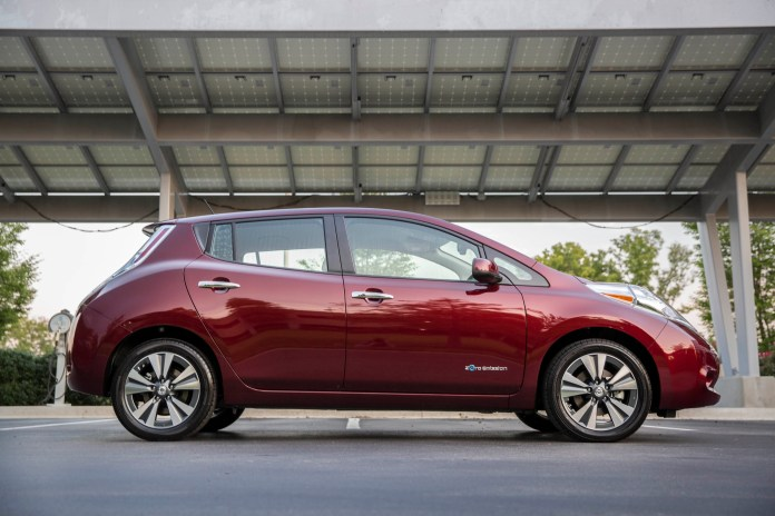 nissan has sold electric-car battery unit aesc to chinese investor
