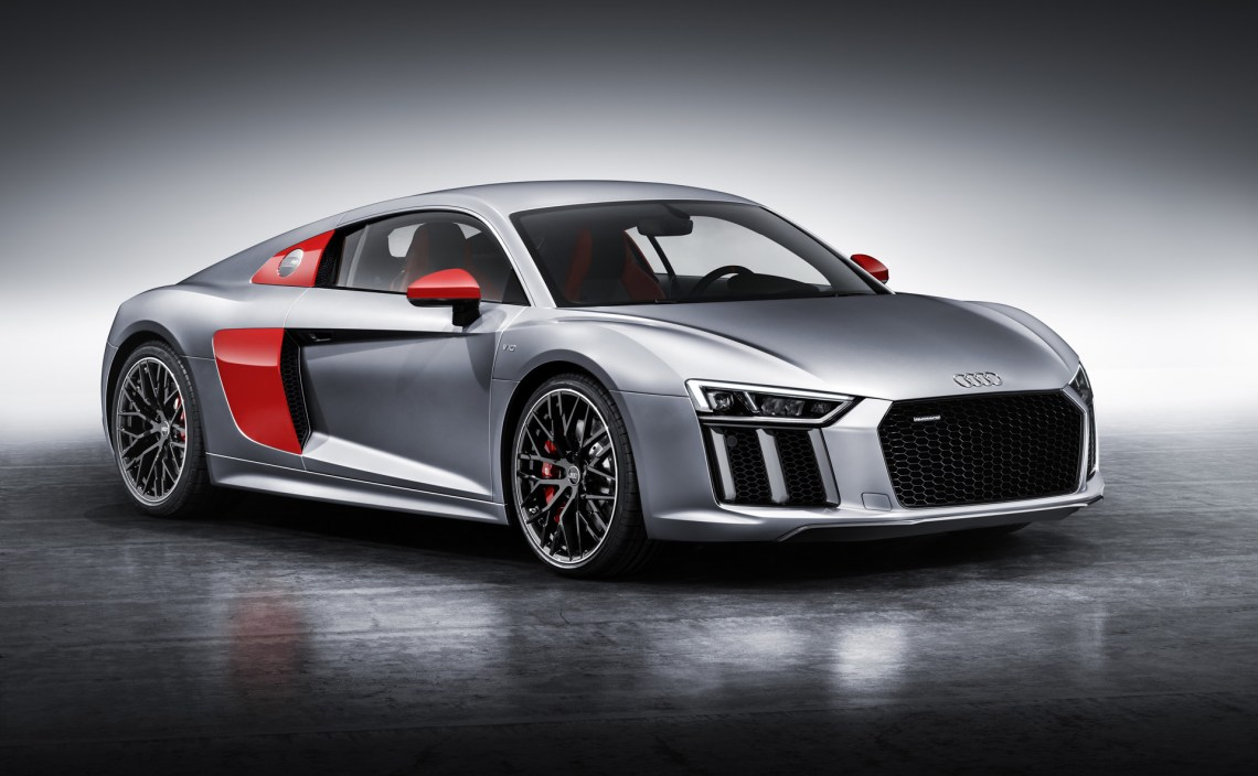 audi sport kicks off us launch with special edition r8