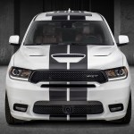 Turn Up The Heat On The 2018 Durango With These Mopar Upgrades