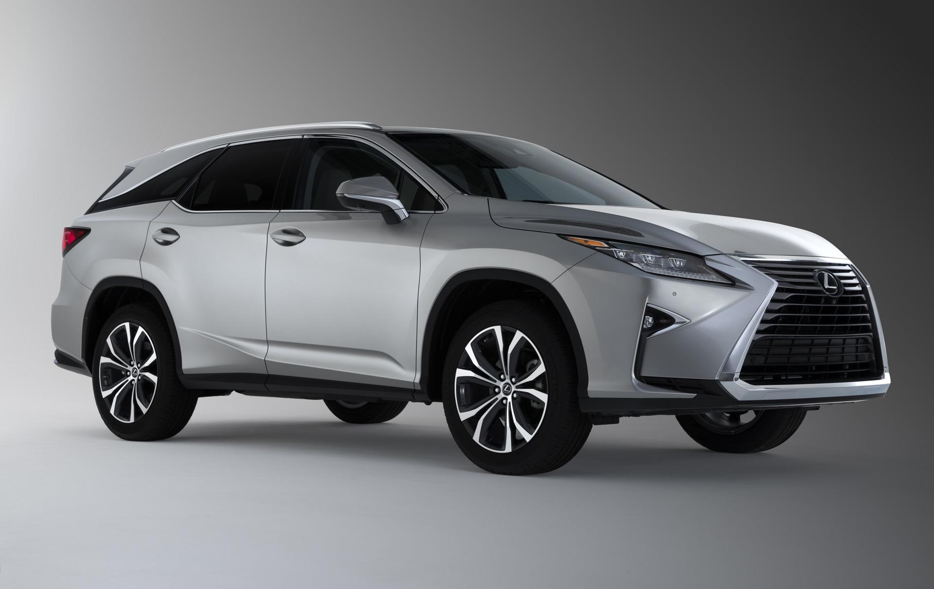 2018 Lexus RX Performance Review The Car Connection