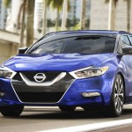 2018 Nissan Maxima Review Ratings Specs Prices And Photos The Car Connection