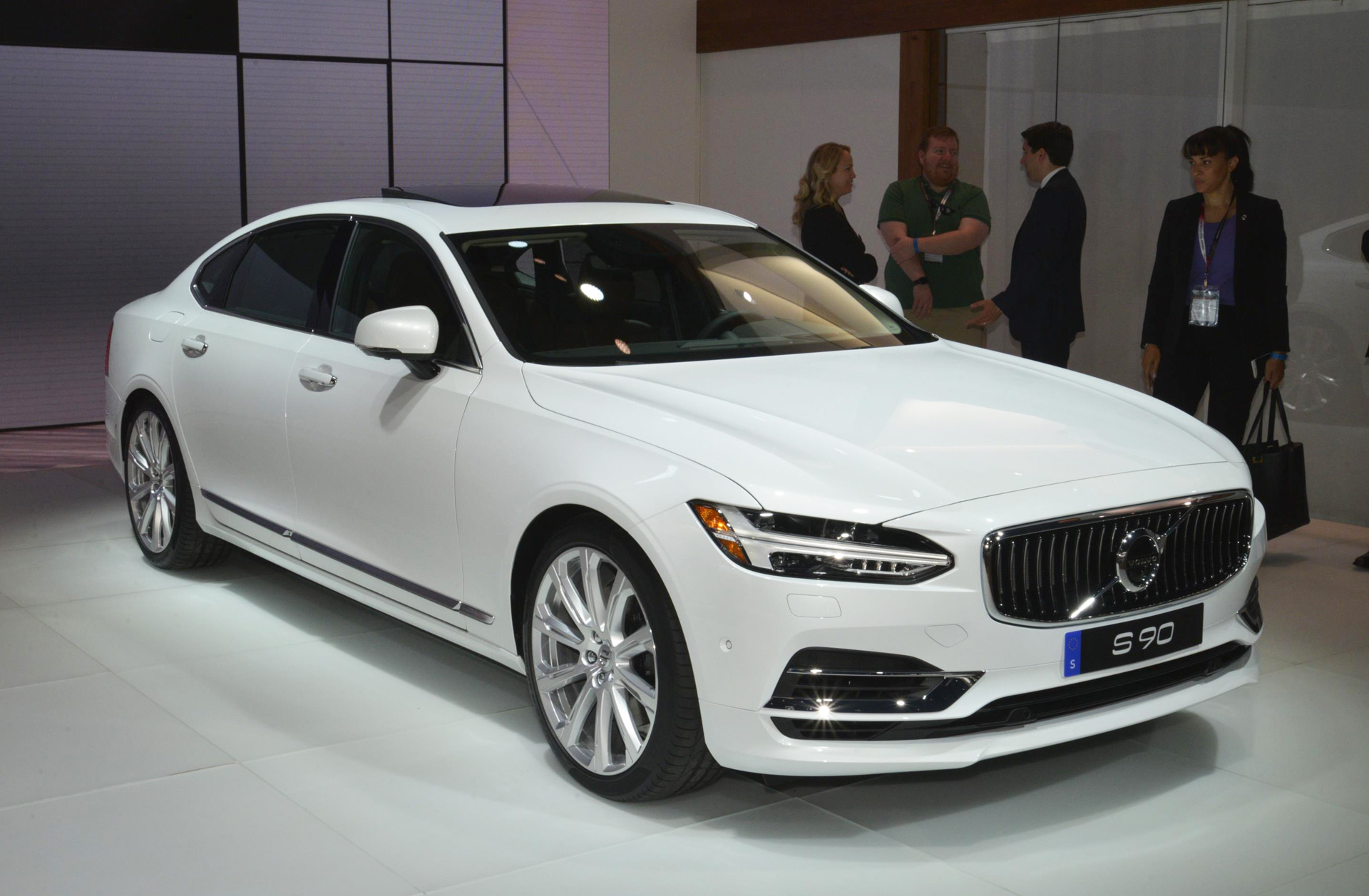 All Volvo S90s To Be Chinese Made Long Wheelbase Models