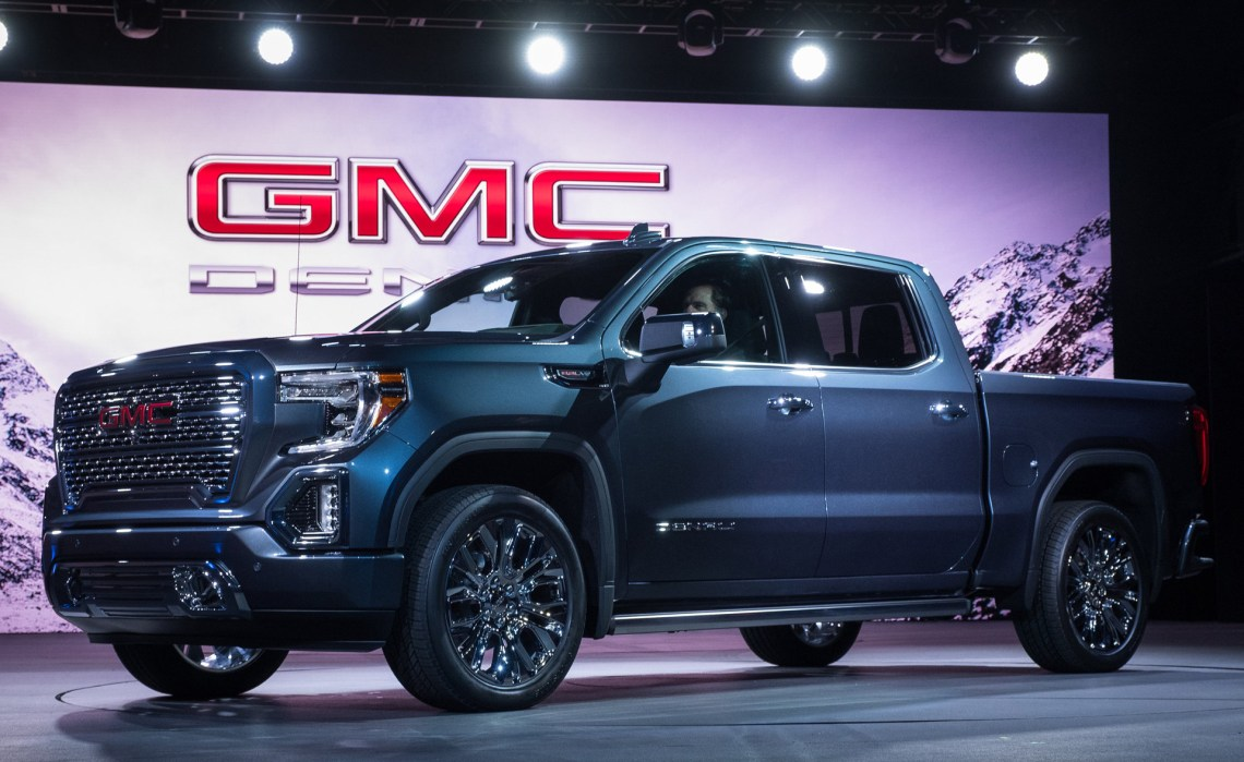 2019 gmc sierra first look: new truck pushes past silverado with