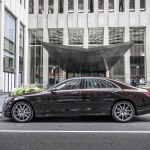 2019 Mercedes Benz S Class Review Ratings Specs Prices And Photos The Car Connection