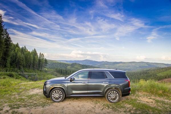 2020 Hyundai Palisade nabs Top Safety Pick+ award
