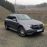 First Drive Review 2020 Mercedes Benz Eqc Electric Crossover Charges Ahead Luxury First