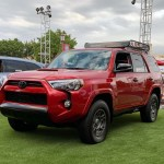 2020 Toyota 4runner Venture Edition Arrives With Yakima Megawarrior Roof Rack