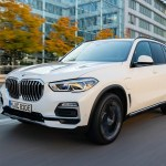 2021 Bmw X5 Plug In Hybrid Suv More Power More Than Double The Electric Range