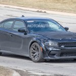 2021 Dodge Charger Srt Hellcat Redeye Widebody Spy Shots