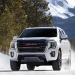 2021 Gmc Yukon Suv Revealed Richer Denali Tougher At4 And More Space Inside