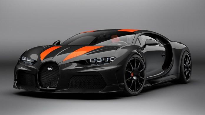 Bugatti Chiron Super Sport 300 Revealed As World S Fastest Production Car