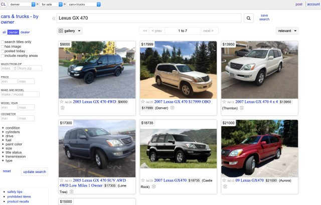 19 must-do tips for selling your car on Craigslist