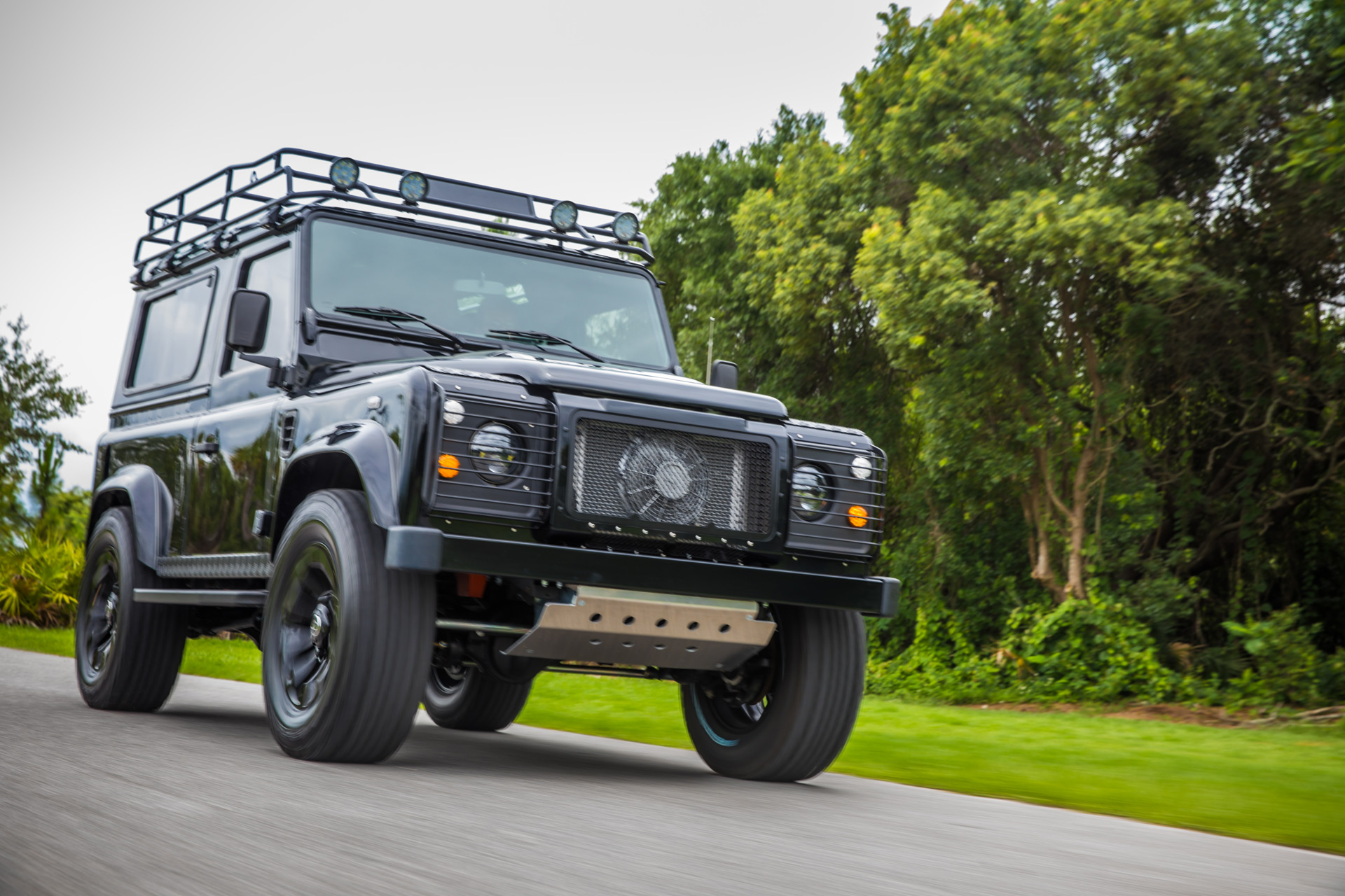 America s East Coast Defender back with another V 8 powered