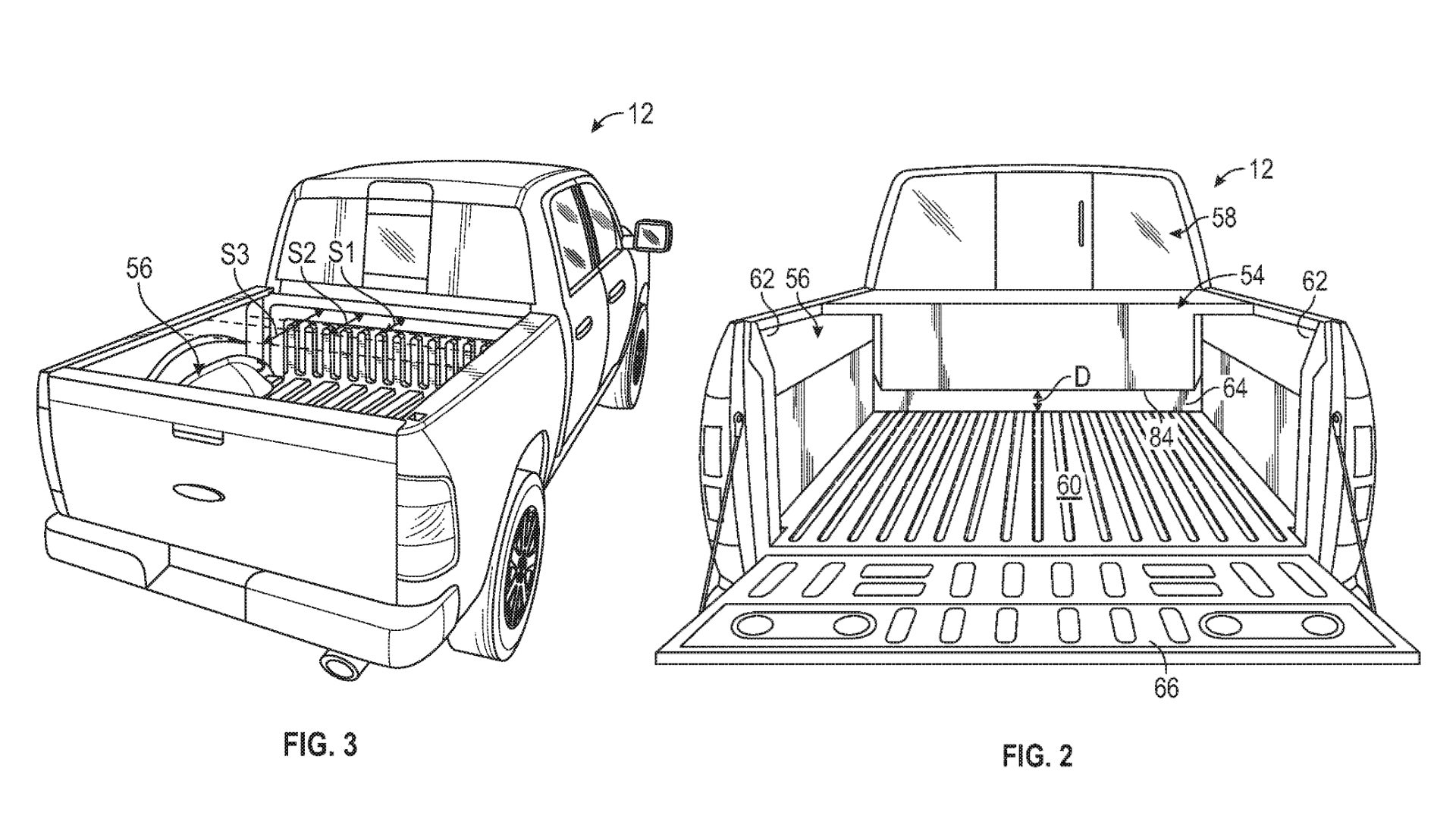 Electric Ford F 150 Might Be Available With Bed Mounted