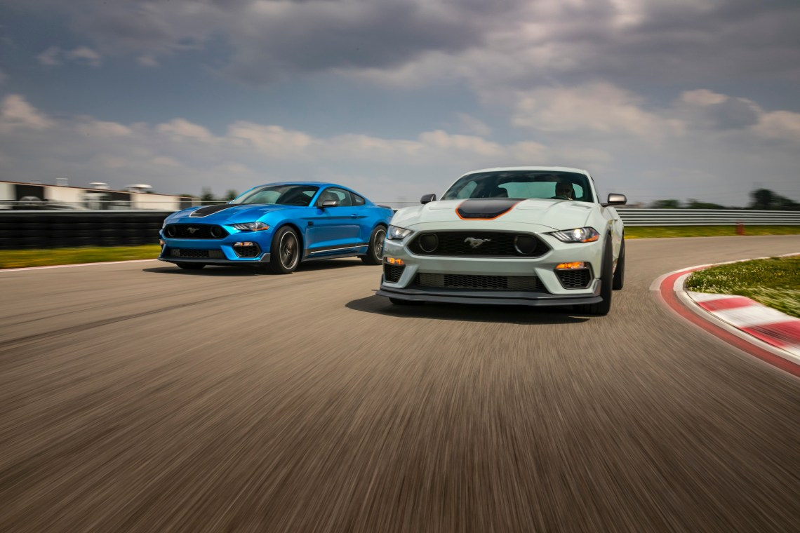 Ford says 2021 Mustang Mach 1 will be best 5.0 Mustang ...