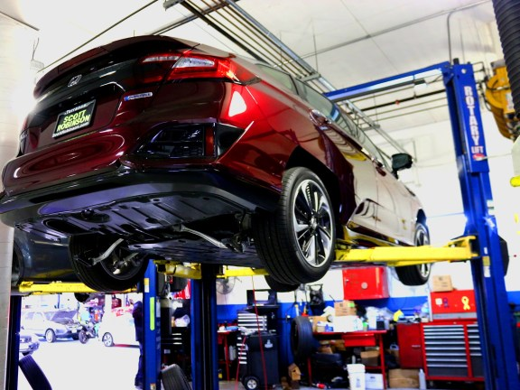 Dealers Start To Worry About Ebbing Repair Income From
