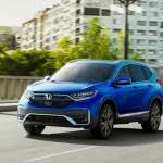 2020 Honda Cr V Vs 2020 Nissan Rogue Compare Crossover Suvs
