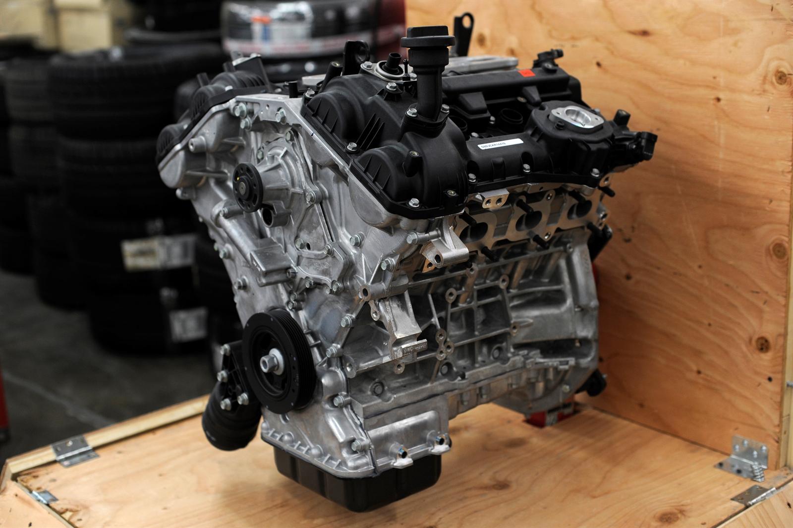 Hyundai Launches New Crate Engines At SEMA