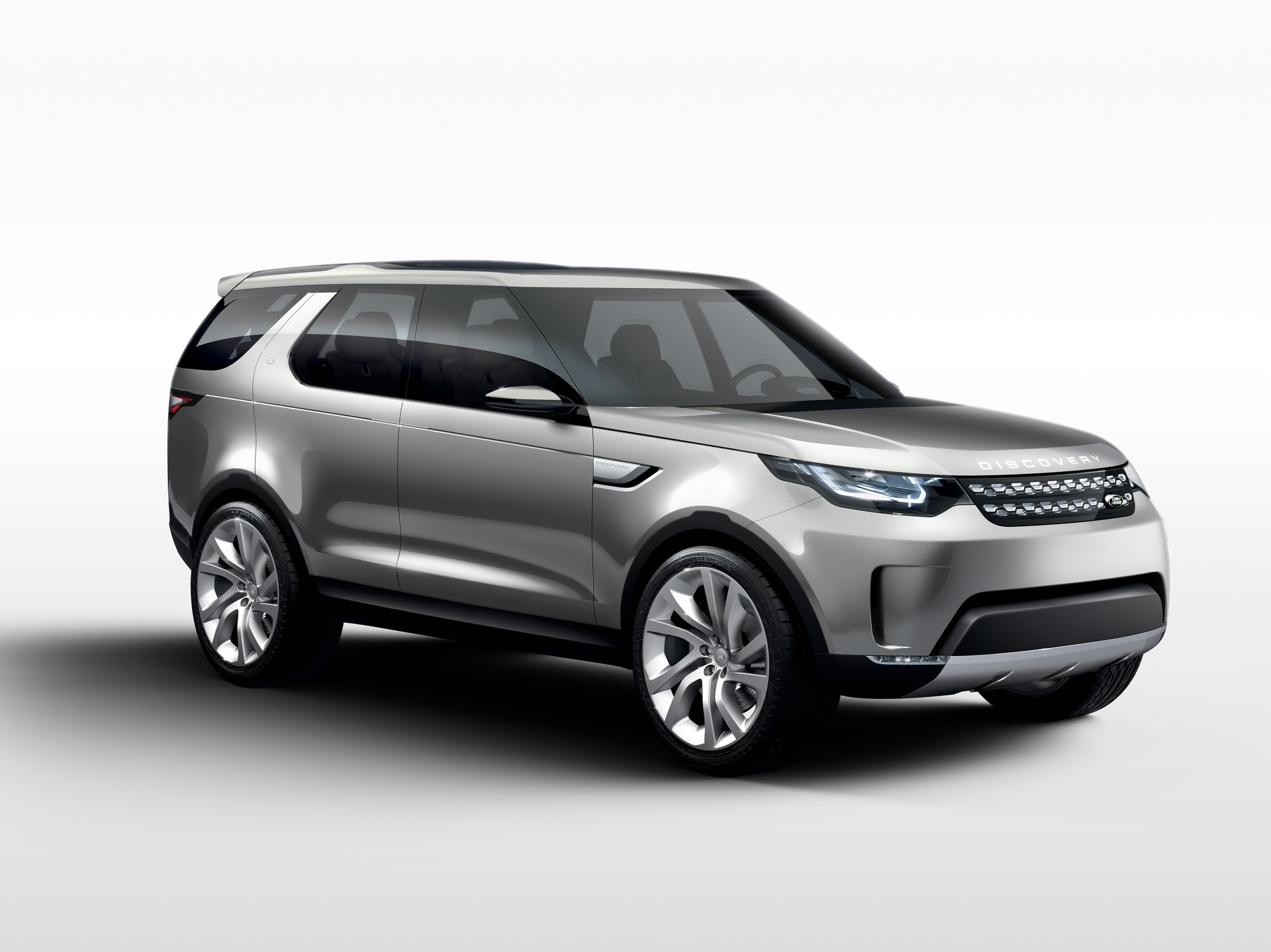 Land Rover Discovery Concept Solves First World Problems With