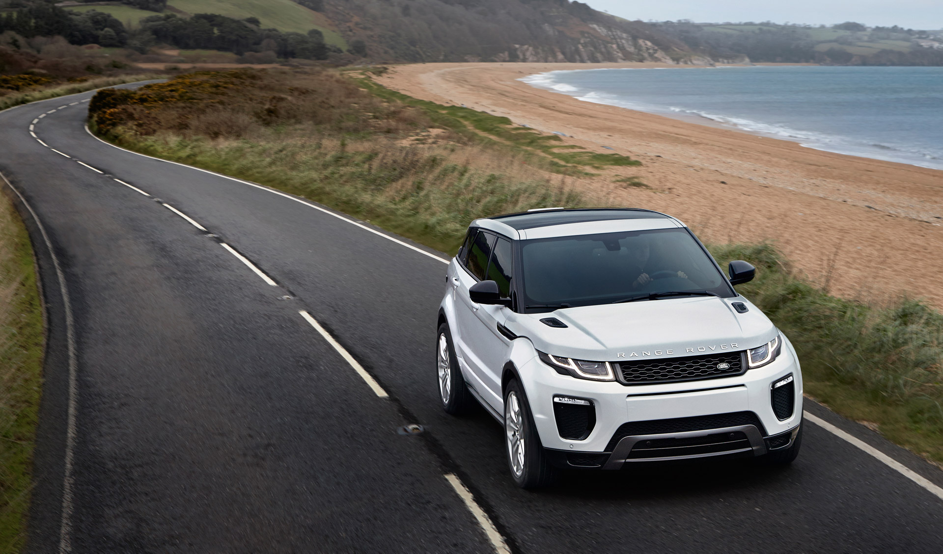 2016 Land Rover Range Rover Evoque Revealed With LED Headlights