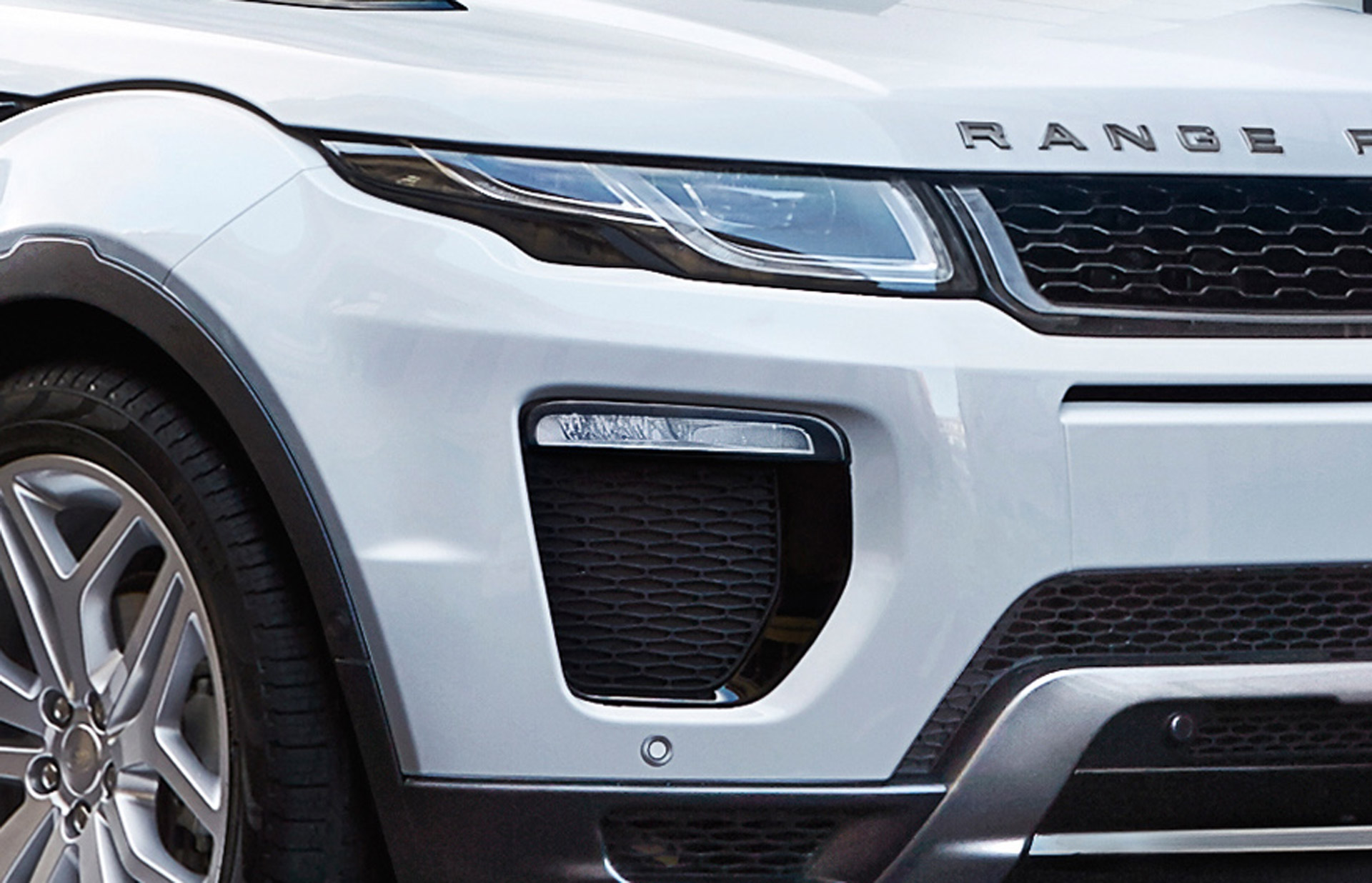 Land Rover Range Rover Evoque SVR In The Works