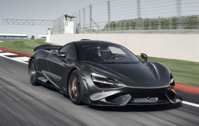 Preview Mclaren 765lt Supercar Bows With 755 Horsepower 358 000 Price Tag