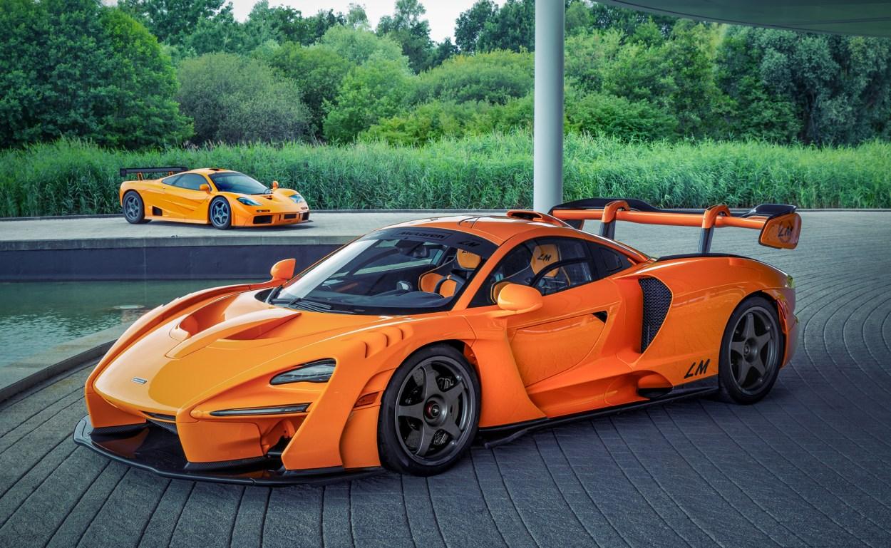 McLaren Sienna