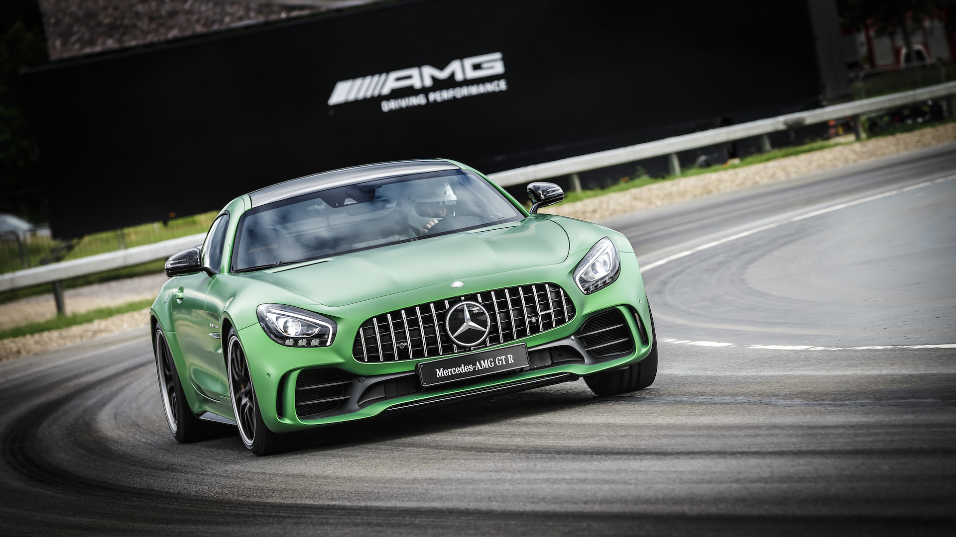 Mercedes AMG GT Black Series Slated For 2018 Arrival