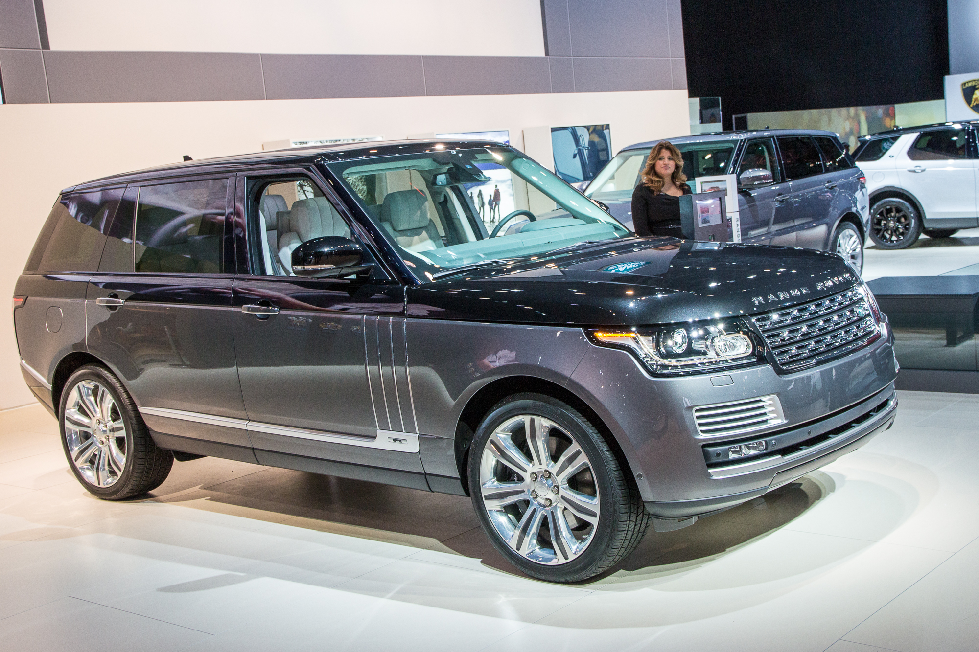 Next Land Rover Range Rover to be e more upscale